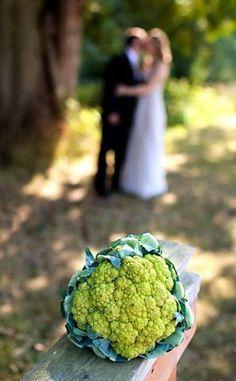 broccoli bouquet...because i love my veggies