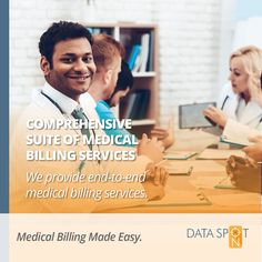 You also lack the technology and to deploy it you may need to spend more money. This is tough especially for the small medical practices or the clinics. So, outsourcing your medical billing like work seems to be a great choice. Easy Jobs, Medical Billing, Clinic, Make It Simple, Accounting, Management, Technology, Running, Money