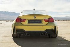 Vorsteiner alarga carroceria do BMW M4 em 18 cm | Best Cars