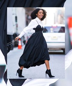 """From Couture To Harvard, Yara Shahidi """"Undefines"""" Success+#refinery29"""