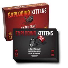 Exploding Kittens | DrGrab
