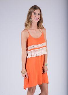 Santa Fe Sunset Dress