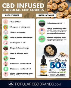 cbd oil roll on Marijuana Recipes, Cannabis Edibles, Chocolate Chip Cookies Ingredients, Oil Benefits, Health Benefits, Hemp Oil, Baking Soda, Cookie Recipes, Herbalism