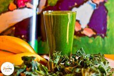 #Koktajl Tolek Banan i inni #przepis na blogu: http://www.jagodowyfitstyl.pl/2015/03/5-zdrowo-zmiksowanych-koktajli-na.html #jarmuż #zdrowie #fit #śniadanie #zdroweodżywianie #witaminy