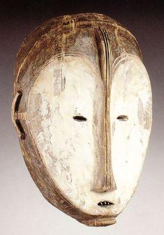 Ngbaka mask (Ecuador)