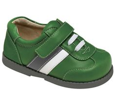 See Kai Run Chris Green Boys Toddler from seekairun.com - cool baby shoes, toddler shoes, kids shoes and baby booties.
