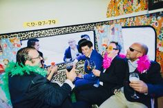 Caravana Decorada en Alquiler para eventos , Bodas Stand Feria, Ibiza Wedding, Renting, Crown, Weddings, Fashion, Camper Van, Moda, Corona