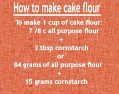 cake flour graphic