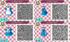 ALICE IN WONDERLAND. ANIMAL CROSSING NEW LEAF. QR CODE. ACNL. PINNED BY Stephy Sama