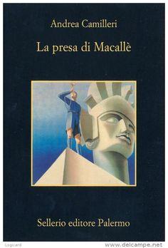 andrea camilleri:  la presa di macalle 2003