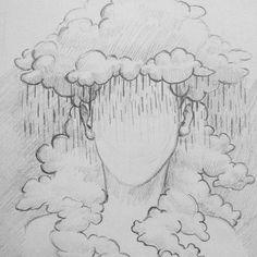 birthday [New] The 10 Best Art Ideas Today (with Pictures) The Widow of the Rain anoth [New] Die 10 besten Kunstideen von heute (mit Bildern) Die Witwe des Regens eine weitere tgl Dark Art Drawings, Pencil Art Drawings, Art Drawings Sketches, Drawings Of Love, Sketch Art, Tattoo Sketches, Easy Drawings, Cloud Art, Illustration Art Drawing