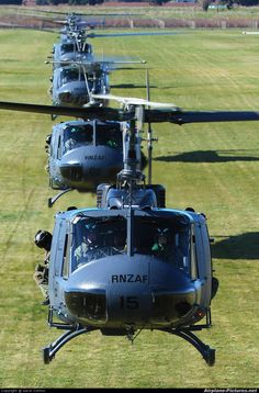 New Zealand - Air Force NZ3815 aircraft at In Flight