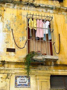 Old Havana ... Cuba