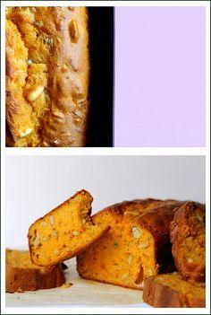 Cake Salato al Pomodoro con Gorgonzola e Pinoli