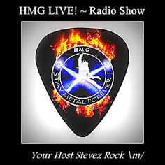 Stevez Rock HMG Live Radio Show Logo Contest~~!!!!!  Hey My Rockers Got a Contest for all my rocking hair metal artist! Design a Cover Logo Picture for My New Radio Show Stevez  Rock HMG LIve Radio Show and win a Motley Crue Neon Desk Clock~ $49.99 Value! Contest End May 10th so start getting them in winner will be announced on the 11th! IM me your Design or email to stevez42rock@gmail.com Cant wait to post the winner! #Stevez Rock \m/