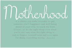 Oh my goodness...motherhood, in one short paragraph.