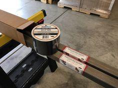 DIY deck building: How to waterproof wood framing using joist tape & c - Imus Industries, Inc. Building Design Plan, Building A Deck, Low Deck, Laying Decking, How To Build Steps, How To Waterproof Wood, Deck Construction, Deck Plans, Diy Pergola