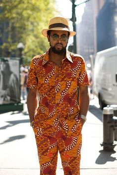 On the Street…..All Over Print, NYC « The Sartorialist
