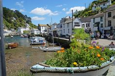 Polperro - click the picture for a larger image