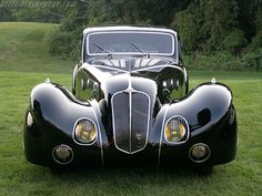 1935 - 1937 Delahaye 135 Competition