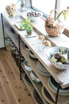 Cupboard / 食器棚