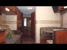 Tour the inside of a Bullet Ultra Lite 248 RKS travel trailer