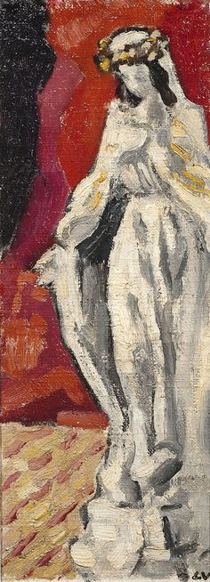 The Bride. Louis Valtat