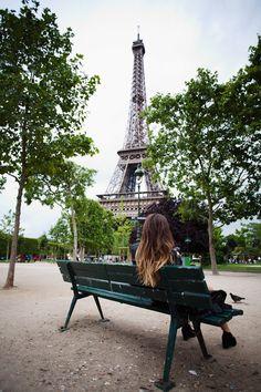 Fashion Toast Eiffel Tower