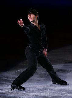 Stephane Lambiel Photos: Festa On Ice 2009