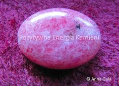 Pozytywna Energia Kamieni: Rodonit Anna, Gemstones, Therapy, Gems, Jewels, Minerals