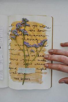 Get Messy Art Journal ♥ Caylee Grey                                                                                                                                                                                 More