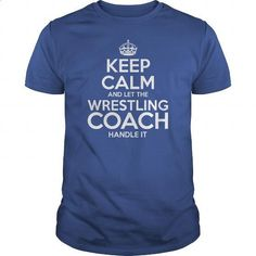 Awesome Tee For Wrestling Coach - #funny t shirts for women #personalized hoodies. GET YOURS => https://www.sunfrog.com/LifeStyle/Awesome-Tee-For-Wrestling-Coach-Royal-Blue-Guys.html?60505