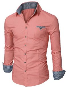 Doublju Mens Dress Shirt with Contrast Neck Band Doublju,http://www.amazon.com/dp/B00KBJB3GA/ref=cm_sw_r_pi_dp_Wm.Ctb1B0X26GHAX