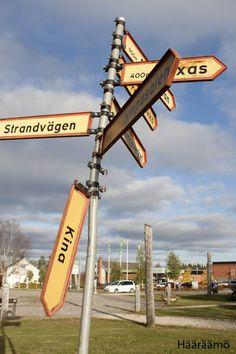 Kina (Swe) = China. Pajala, Sweden