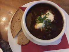 Goulash soup in Berlin