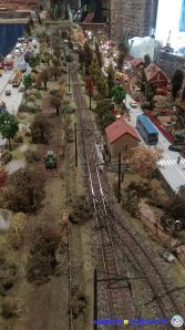 Treni nella Rocca: l'eterna poesia dei trenini elettrici