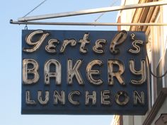 Gertel's home had been Hester Street since 1914. They relocated near Myrtle Avenue in Clinton Hill in 2008, taking the iconic sign with them.