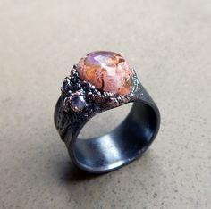 Spiritual Healer, Magic Ring, Hand Lotion, Jewelry Polishing Cloth, Psychic Abilities, Crystal Pendant, Statement Rings, Band Rings, Labradorite