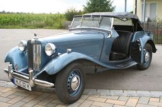 Catawiki online auction house: MG TD - 1953