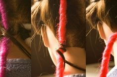 How to Install Synthetic Double Ended Dreads: 4 Steps Double Ended Dreads, Synthetic Dreads, Hair And Nails, Simple Way, Hair Beauty, Hair Styles, Hair Plait Styles, Hairdos, Haircut Styles