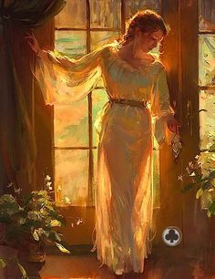 Daniel Gerhartz Collection - Teri Galleries Fine Art Gallery offering New Orleans artists, International Fine Art, Conservation Framing, and Fine Art Consulting Painting Inspiration, Art Inspo, Images Esthétiques, Renaissance Kunst, Illustration Art, Illustrations, Classical Art, Aesthetic Art, Beautiful Paintings