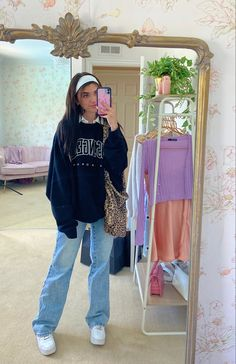 Indie Outfits, Teen Fashion Outfits, Cute Casual Outfits, Retro Outfits, Vintage Outfits, Edgy Outfits, Skater Girl Outfits, Trendy Winter Outfits, Trendy Outfits For Teens