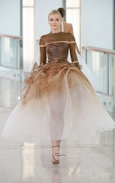 Stephane Rolland Spring 2015 Couture ♔THD♔