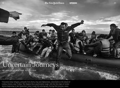 Proud to be publishing a piece in the @nytimes Sunday Review about the necessity for empathy and the role of the volunteer in the Refugee Crisis in Europe. Link in profile. Thank you for believing in the work @jeffreyhensonscales. by ashgilbertson