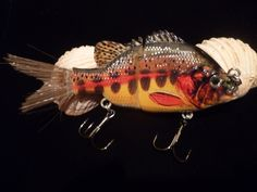 Bluegill Lure - Available in store Fishing Lures Pike Bass Predator Fish and Pike Fishing, Fishing Bait, Predator, Bass, Store, Larger, Lowes, Shop, Double Bass