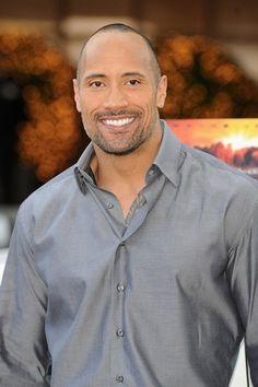 "Dwayne ""The Rock"" Johnson. My oh my!"