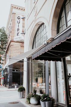 quirk hotel richmond exterior