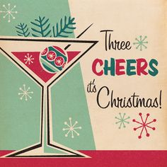 Three Cheers It's Christmas!