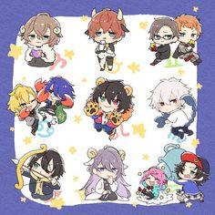 保存した写真                         Rap Battle, Anime Guys, Art Reference, Chibi, Anime Art, Zodiac, Snoopy, Kawaii, Fan Art