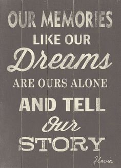 Our Memories .... Words of love.... www.brittondiamonds.com